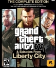Grand Theft Auto IV: The Complete Edition PC Digital