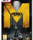 Metro Last Light (PC) cover