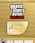 Grand Theft Auto Online: Whale Shark Cash Card (GTA) PC Digital