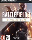 Battlefield 1: Revolution Edition PC cover