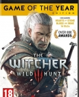 The Witcher 3: Wild Hunt - Game of the Year Edition cover