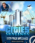 Cities: Skylines - Content Creator Pack: High-Tech Buildings PC Digital