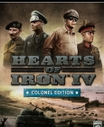 Hearts of Iron IV: Colonel Edition  PC/MAC Digital