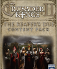 Crusader Kings II: The Reaper's Due - Content Pack PC Digital