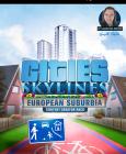 Cities: Skylines - European Suburbia Content Creator Pack PC Digital
