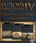 Europa Universalis IV - Digital Extreme Edition Upgrade Pack Steam Key