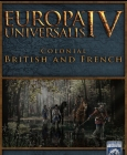 Europa Universalis IV: Colonial British and French Unit Pack Steam Key