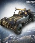 Sniper Ghost Warrior 3 - All-terrain vehicle Steam Key