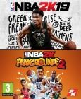NBA 2K19 + NBA 2K Playgrounds 2 Bundle Steam Key