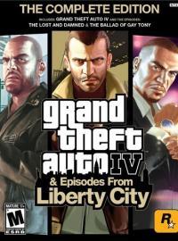 Grand Theft Auto IV: The Complete Edition (GTA) PC Digital