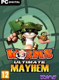 Worms Ultimate Mayhem Steam Key