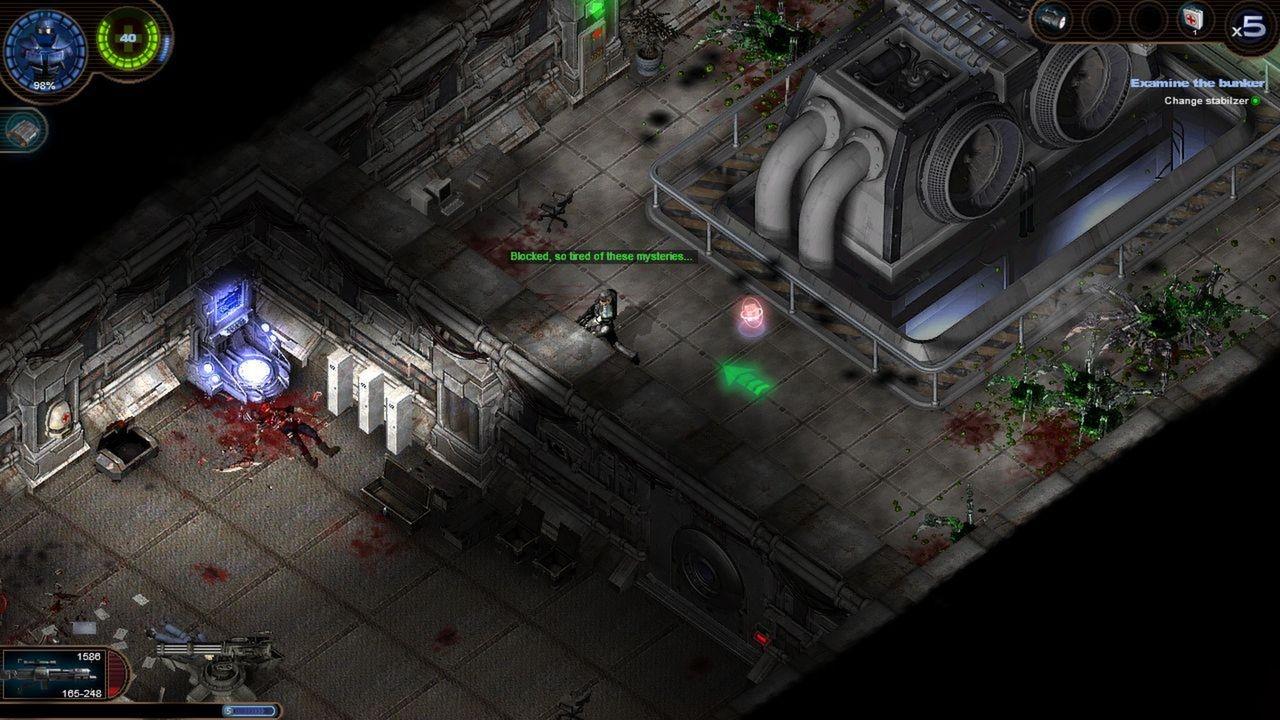 ... Alien Shooter 2 Conscription PC Digital screenshot 2 ...