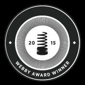 Gramafilm Win Two Webbys