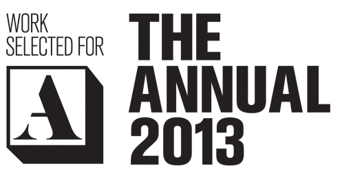 Gramafilm feature in Creative Review's Annual of the best work of 2013