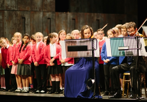 Primary Robins Summer Concert