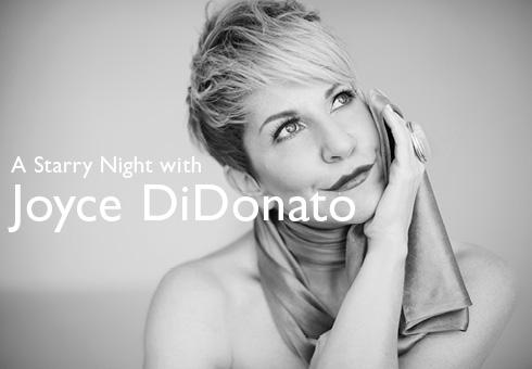 A Starry Night with Joyce DiDonato