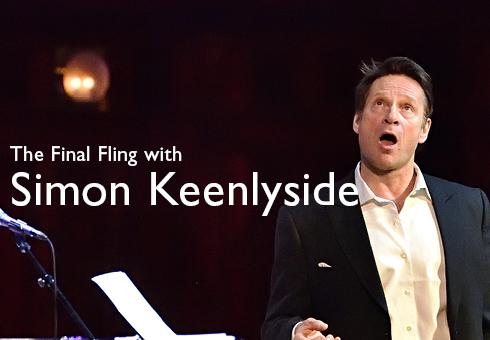 The Final Fling with Simon Keenlyside