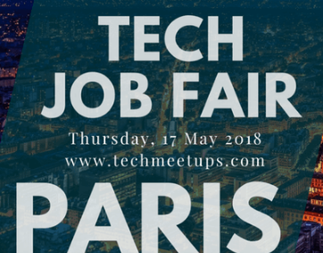 Paris Tech Jobfair