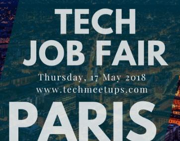 Paris Tech Jobfair
