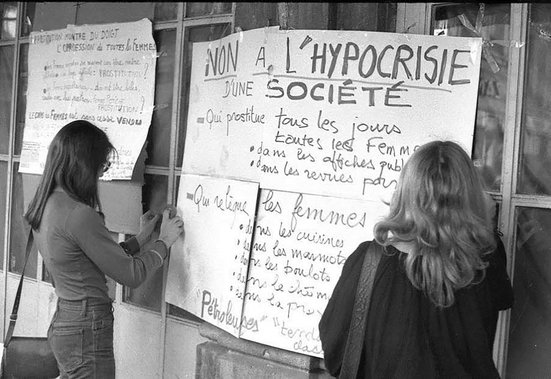 Carole Roussopoulous and Vidéo Out, 'Les Prostituees De Lyon Parlent', film still, 1975