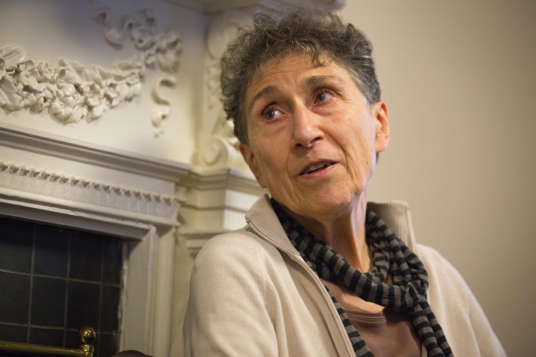 Silvia Federici, photo courtesy PM Press