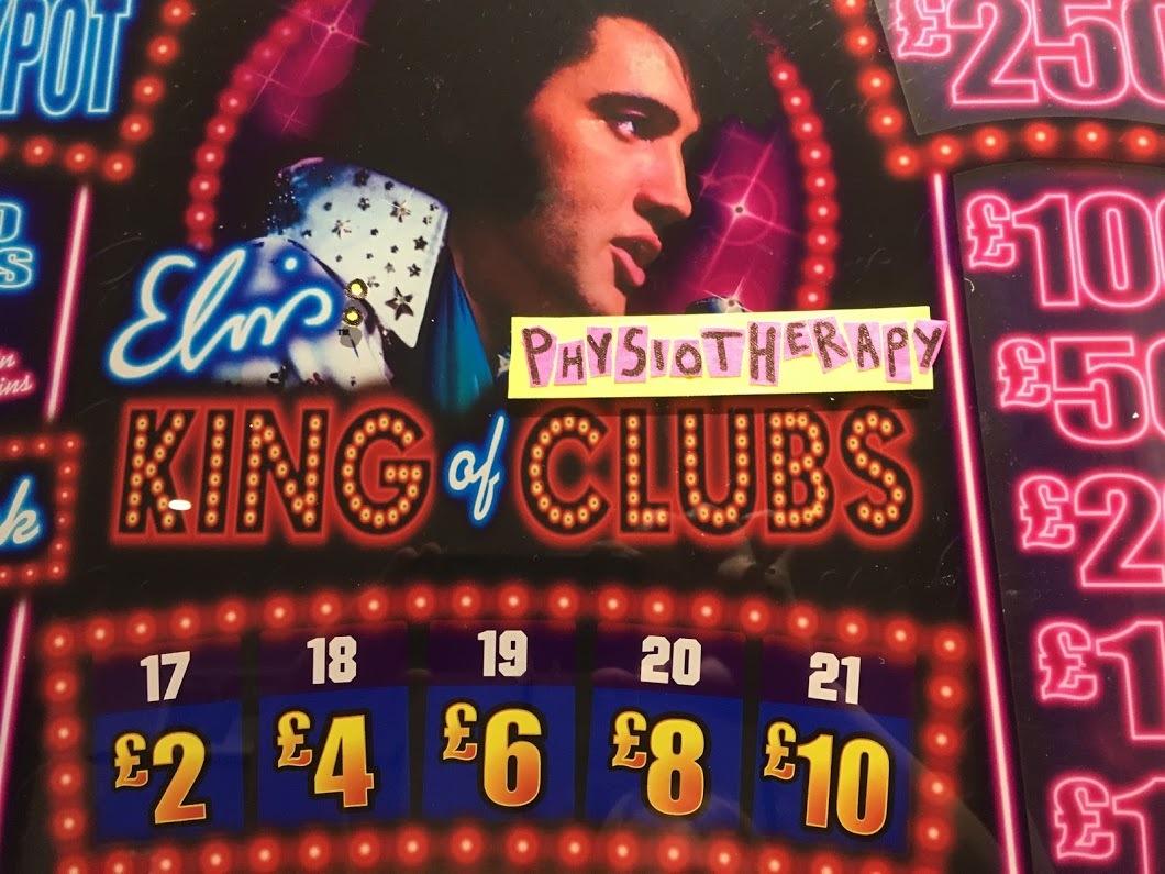 Abi Palmer, 'Crip Casino', 2018.