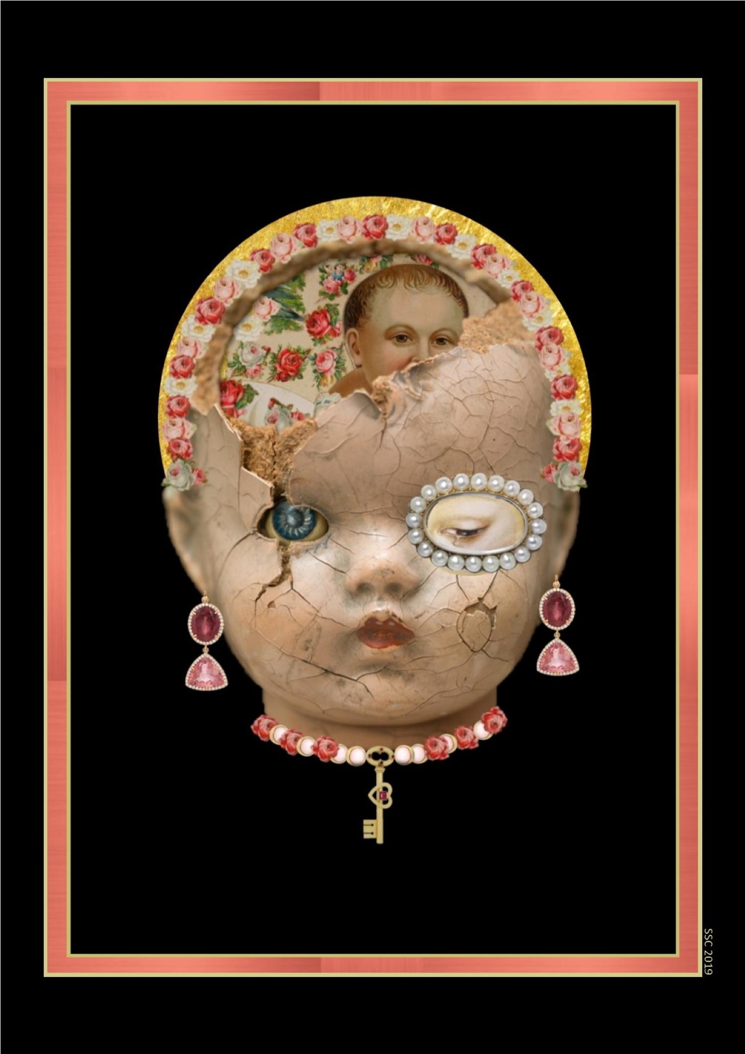 Dollface, (c) Sasha Saben Callaghan 2019.