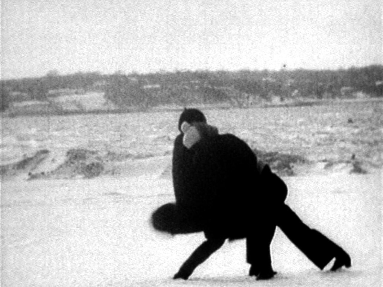 Joan Jonas, Wind, 1968  Courtesy Electronic Arts Intermix (EAI), New York