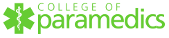 College of Paramedics Logo