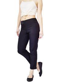 La Beeby Etta Womans Slim Leg Trouser