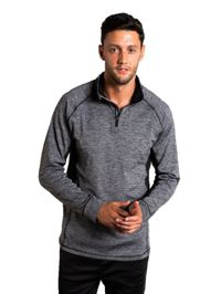 Behrens GRIN-Z44554M Unisex Grindle 1/4 Zip Top