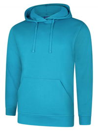 Uneek UC509 Deluxe Hooded Sweatshirt