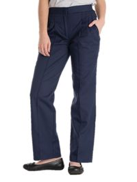 Alexandra NF640 Womans Pleat Front Trousers