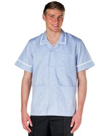 Work in Style PHILZ/K716 Male Striped Tunic