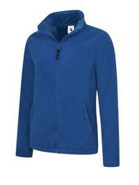 Ladies UC608 Classic Full Zip Fleece by Uneek
