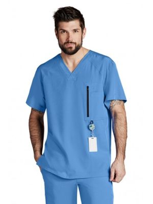 Barco One 0115 Mens Scrub Top