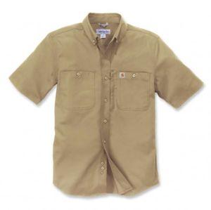 Carhartt 102537 Rugged Professional Short Sleeve Work Shirt