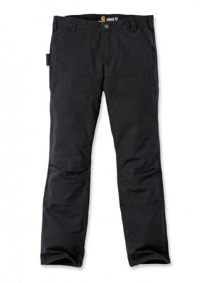 Carhartt 103340 Straight Fit Stretch Duck Double Front