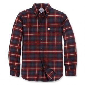Carhartt 103445 Emea Slim Fit Hamilton Plaid Shirt