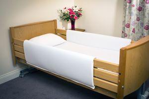 MIP 135/6/W/PU MRSA Resistant Bed Rail Protectors