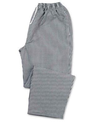 Alexandra HO12SC Chefs Gingham Trousers