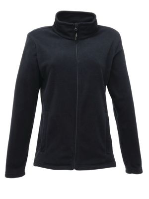 Regatta TRF565 Womens Micro Full Zip Fleece