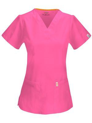 Code Happy 46607A V-Neck Scrub Top