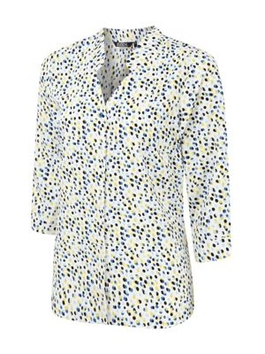 Vortex April Confetti Print Tunic