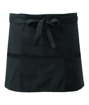Fusion CCAP3 Unisex Short Apron with Pockets