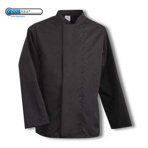 Tibard CJM0193 Long Sleeve Coolmax Chef Jacket