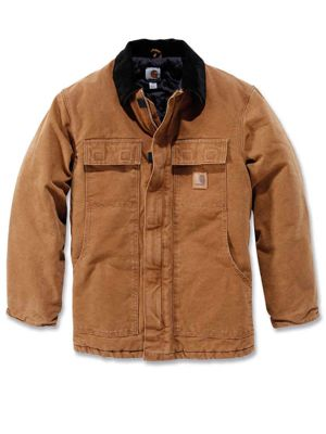 Carhartt C26 Sandstone Traditional Coat