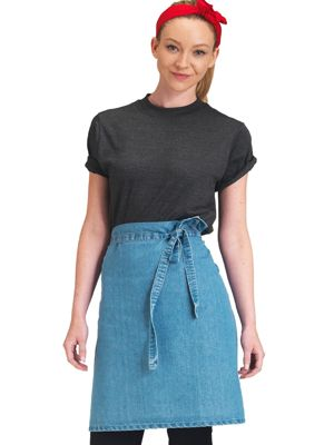 Dennys DP113 Denim Waist Apron