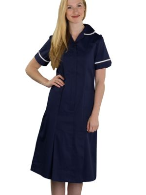 DVDDR Work in style Female Nursing Dress