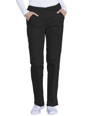 Dickies GD100 Mid Rise Straight Leg Drawstring Pant